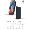 Unique Wireless Power Bank Charger (Hong Kong)