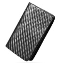 Genuine Leather Fiber Glass Card Case (Hong Kong)