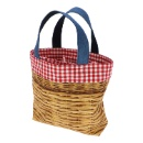 Basket Print Handbag (Hong Kong)