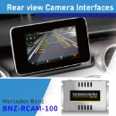 Mercedes-Benz Rear View Camera Interfaces (Taiwan)