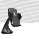 Car Phone Holder with Wireless Charger (Mainland China)
