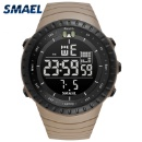 Big Dial Digital Water Resistant LED Watches (Mainland China)