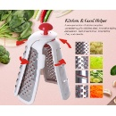 Multi-function Grater Set (Hong Kong)