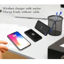 Wireless Sucker Charger with Power Bank (Hong Kong)