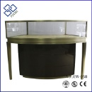 Wooden jewelry Cabinet Display Showcase (Mainland China)