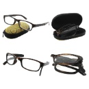 Foldable Reading Glasses With Matching Case (Mainland China)
