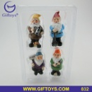 Polyresin Santa Figurine (Mainland China)