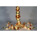Christmas Ball LED Light Garland (Hong Kong)