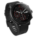 Xiaomi Amazfit Stratos Smartwatch (Black, Global Version) (Hong Kong)