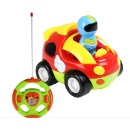 RC Cartoon Toy Car with Song and Light (Mainland China)