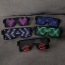 Fashion LED Dancing Glasses  (Hong Kong)