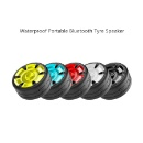 Premium Gift Waterproof Portable Bluetooth Tyre Speaker (Hong Kong)