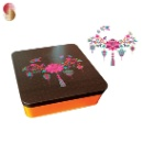Mooncake Tin Box (Hong Kong)