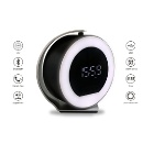 2 in 1 Desktop LED Bluetooth Clock and Lamp (Hong Kong)