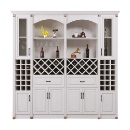 Aluminum Furniture (Wine Cabinet) (Mainland China)