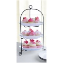 3-Tier Foldable Plate Holder (Mainland China)