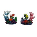 Resin 45# Tropical Fish & Coral Waterball (Mainland China)