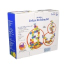 Deluxe Gears Building Set, 100 Pieces (Hong Kong)