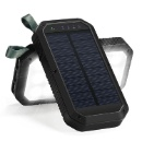 Banco 20000mAh do poder solar (kong do hong)