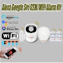 Wi-Fi GSM Wireless Smart Home Security Alarm System (Mainland China)