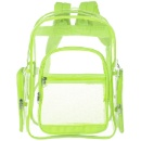 "17"" Clear Security Backpack (Hong Kong)"