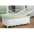 Wooden Body Massage Facial Beauty Bed (Mainland China)