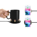 55 degrees Thermostat Coffee Cup with Wireless Charger (Mainland China)