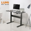 SMALL BOARD AIR LIFT HEIGHT ADJUSTABLE SIT-STAND DESK (Mainland China)