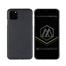 Aramid Fiber Material Phone Case for iPhone 11 Pro Protective with Magnetism (Mainland China)