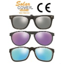 New Fashion Clip-On Sunglasses (Hong Kong)