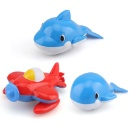 Amazon Hot Pull Line Plane Dolphin Whale  (Hong Kong)