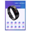 Heart Rate Monitor Activity Fitness Smart Watch  (Mainland China)