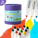 Washable Watercolor Marker Set (Mainland China)