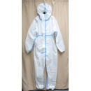 Medical Coverall Hood Suit (Hong Kong)