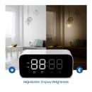 Multi-Function Dock with Double Alarm Clocks (Hong Kong)