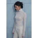 Women Knitted Cashmere Pullover (Mainland China)