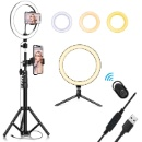 6-inch Ring Light With Stand Tripod (Hong Kong)