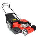 Sanli Petrol Lawnmower (22inch, Metal Deck, 191cc, Side Discharge) (Mainland China)