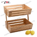 Bamboo Tray in Two Layers (Mainland China)
