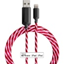 Flowing Red LED USB Cable Lightning Cable for iPhone (Hong Kong)