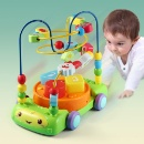 3 in 1 Bead and Building Block Baby Toy Car (Mainland China)
