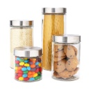 Glass Food Storage Container jar (Mainland China)