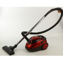 Bagged vacuum cleaner with blow function (Mainland China)