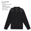 Men's knitted cardigan Sweater (Mainland China)