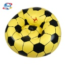 New Furniture Yellow  Soccer Lazy Boy Chairs Inflatable Air Sofa (Mainland China)