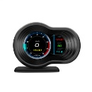 F9 GPS Navigation Car HUD Head Up Display With OBD Diagnostic (Mainland China)