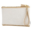 Canvas Travel Pouch/Cosmetic Bag for Woman (Mainland China)