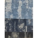 Cotton Jacquard Denim Woven Fabric (Hong Kong)