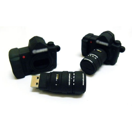 Camera USB Flash Drive (Hong Kong)