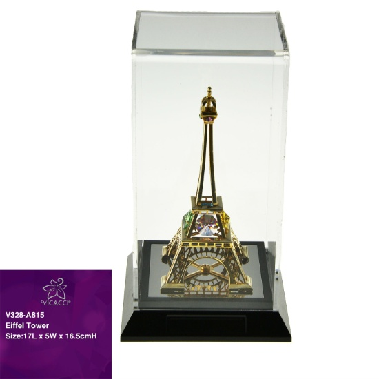 Gold Plated Eiffel Tower (Hong Kong)